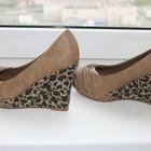 Туфли шикарные на платформе, 39 размер
