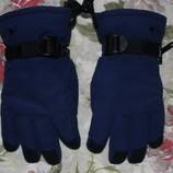теплые перчатки Thinsulate на 5-8 лет