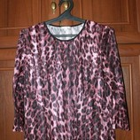 кофта красивая кофточка, блуза, размер 52-54