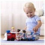 Паровозик- поезд от Fisher Price
