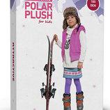 Теплые термоколготы и леггинсы для детей от POLAR PLUSH