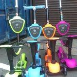 Акция Стильные и модные самокаты велобеги с толкателем