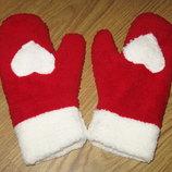Варежки, рукавички, рукавицы