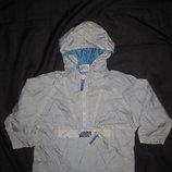 куртка ветровка дождевик на 2-3 года