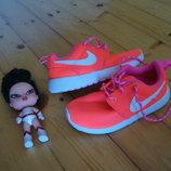 Кроссовки Nike Roshe Run Pink оригинал 26-27 размер