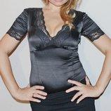 Блуза-Боди в бельевом стиле Moda International