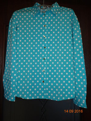 Блуза, рубашка. Размер 36 46-50
