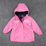 Куртка / дождевик на холодную дождливую погоду,р.1-5л