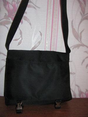 Тканевая мужская сумка Bax на длинной ручке