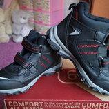 Ботинки для мальчика демисезонные, новые р. 36,37,38