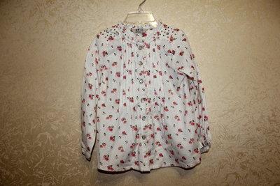 стильная блузка рубашка ZY 2-3 года