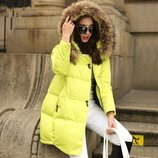 куртка женская женский пуховик Хит зимняя куртка для женщин пух на пуху теплая пальто парка термо