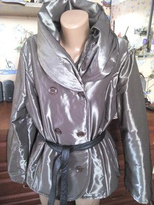 Alviero martini 1a classe брендовая женская демисезонная куртка 50-52-54р