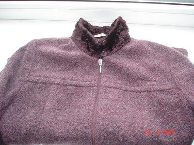 Жакет пиджак кофта с каракулем