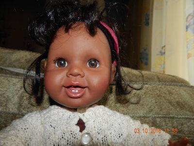 кукла zapf creation, етнічна ,рост 40 см,