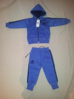 Теплый костюм Adidas р.92-116
