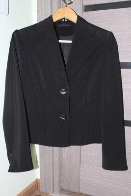Пиджак черный женский