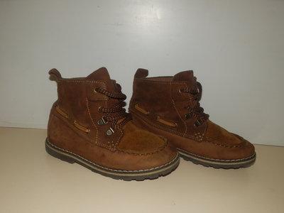 Ботинки next деми, кожа р9-17.5см