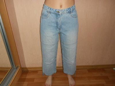 Летние джинсы, 38 размер, наш 44, бренд Bona Parte, новые, сток