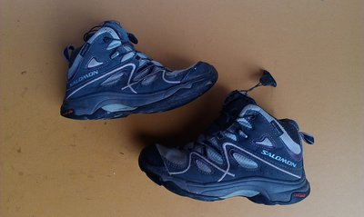 Термо ботинки Salomon