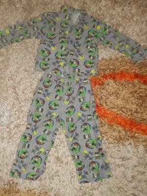 Пижама 3-4г р104