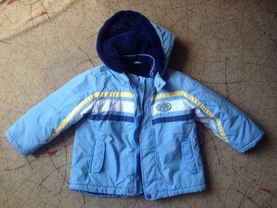 Куртка курточка на флисе Mothercare