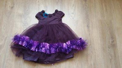 платье на утреник 3г р 98 см