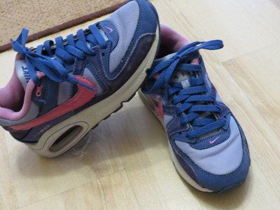 стильные модные кроссовки Nike Air 35.5р