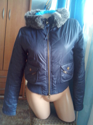Тёплая курточка деми