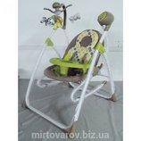 Детская колыбель-качель 3в1 BT-SC-0005 GREEN